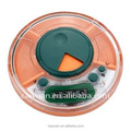 Digital electronic 4 comparments pill boxes bulk timer