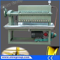 Oil filter machine purify peanut oliva soybeam oil