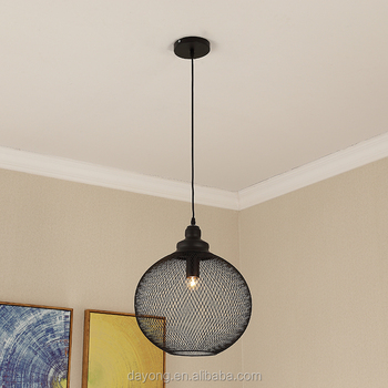 Home Indoor Lighting Fancy Industrial Hanging Pendant Light