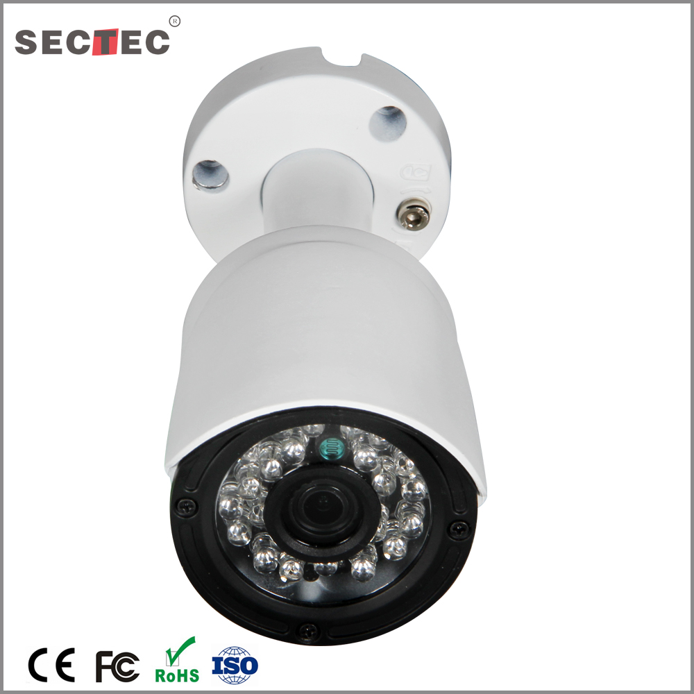 1080P Water-proof HD TVI Camera High Definition metal detector HD cctv camera