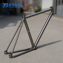 cheap ti track bike frame on sale,fixed great titanium track bike with horizontal drop outs