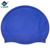 Wholesale durable colorful waterproof silicone custom printed swimming caps