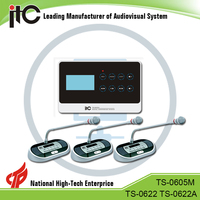 ITC TS-0605M Support Recording Compact Professional Audio Conference System
