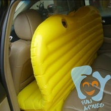 wholesale popular plastic car mattress inflatable air bed