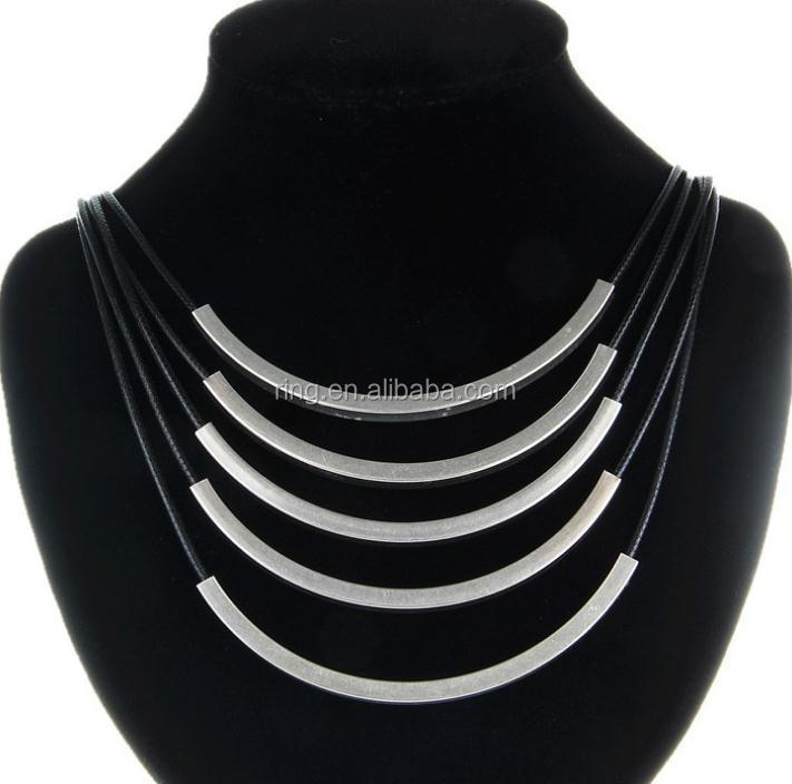 New Lady sliver Classic Charming Prom dot Jewelry Necklace