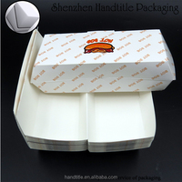 Cheap Price Decorative Food Grade Paper Hot Dog Paper Boxes