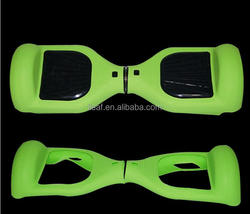 Silicone protector case for 2 wheel hoverboard balance bike mix color