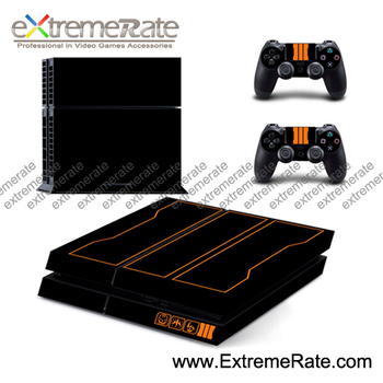 Extremerate for PS4 vinyl decal covers for console controller vinyl skins