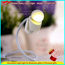 Innovative children study wireless usb night light business promotional <strong>gift</strong>