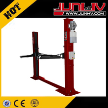JUNHV good selling two post auto car lift with CE certificate JH-4000FE