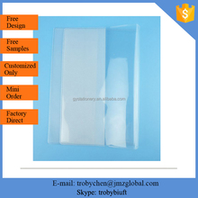 Wholesaler School A5/a6 Plastic Pvc Transparent Clear Book Covers