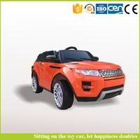 Best selling toys 2016 children swing car 4 seater 10v toy car