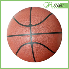 Promotion plush mini soft basketball