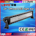 Wholesale 120W double row led bar 24inch offroad illuminator led light bar