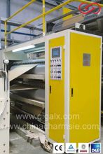 GIGA LXC-318D Glue Rolling Machine