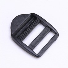Fashion bag hardware accessories cheap price plastic adjustable buckles slide