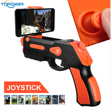 Wholesale Virtual Electric Wireless Bluetooth Reality Android And Ios Game Player 3D Ar Gun