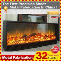 2014 hot sale professional customized water fireplace with 32 years experience