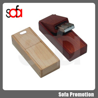2015 china factory direct price and good quality wood usb flash drive