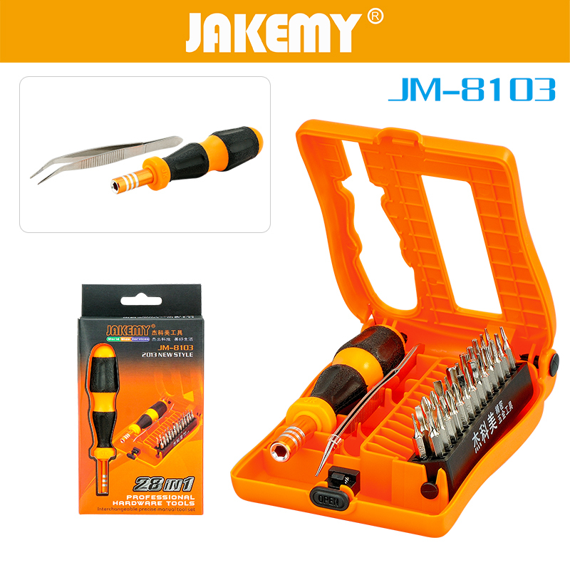 High quality Fixed gear screwdriver set