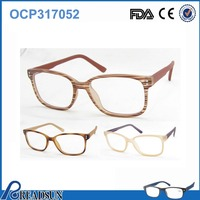 2016 picture frames Fashion design spectacle frame personal reading glasses tr90 plastic optical frames