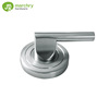Satin Stainless Steel Toilet Partition Door Lock WC with Indicator