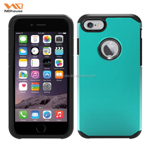 Mobile phone accessories china factory waterproof slim armor case 2 in 1 for Apple iphone7