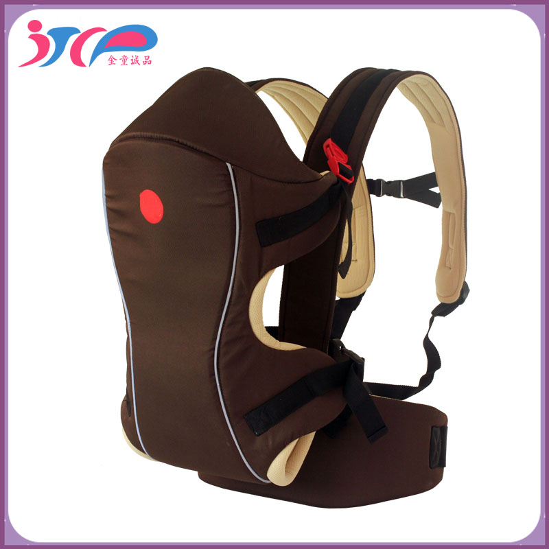 Wholesale baby products fashionable baby wrap carrier with breathable cotton