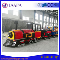 China Air bike amusement rides, Theme Park Attractions Amusement Trackless Train
