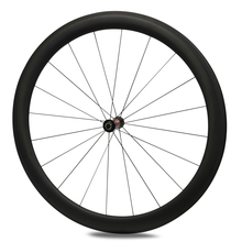Lightweight Carbon Composite Road Bike Wheels 700c clincher wheelset 18/21 holes OEM Bicycle Carbon cycling Wheels