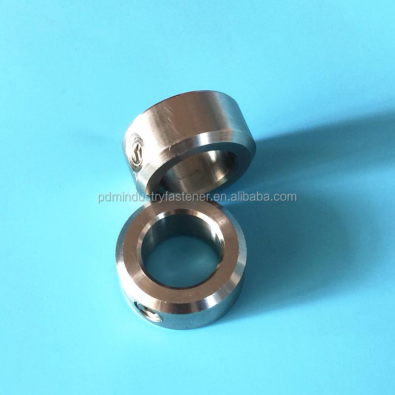 Stainless steel shaft collars buy locking