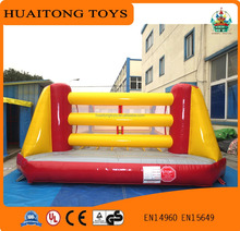 cheap inflatable wrestling ring,inflatable boxing rings for sale, inflatable boxing game area