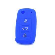 Low Price 3 buttons car keyless remote case for vw key VW remote key shell