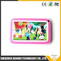 Cheapest 7 inch kids tablet RK2926 children pad dual Cameras tablet pc