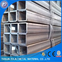 square steel tubing strength