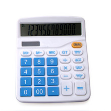 12 Digit Novelty Calculator Desktop Calculator