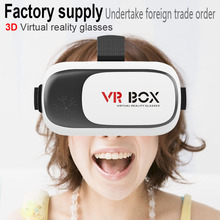 VR box 3d glasses Virtual Reality Headset 3D Glasses for Smart Phone