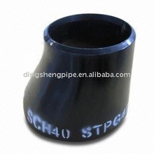 carbon steel pipe fittings eccentric reducer swage