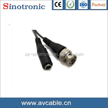 20M CCTV Security Camera Cable DVR System Wire Extension BNC Video Power Cable