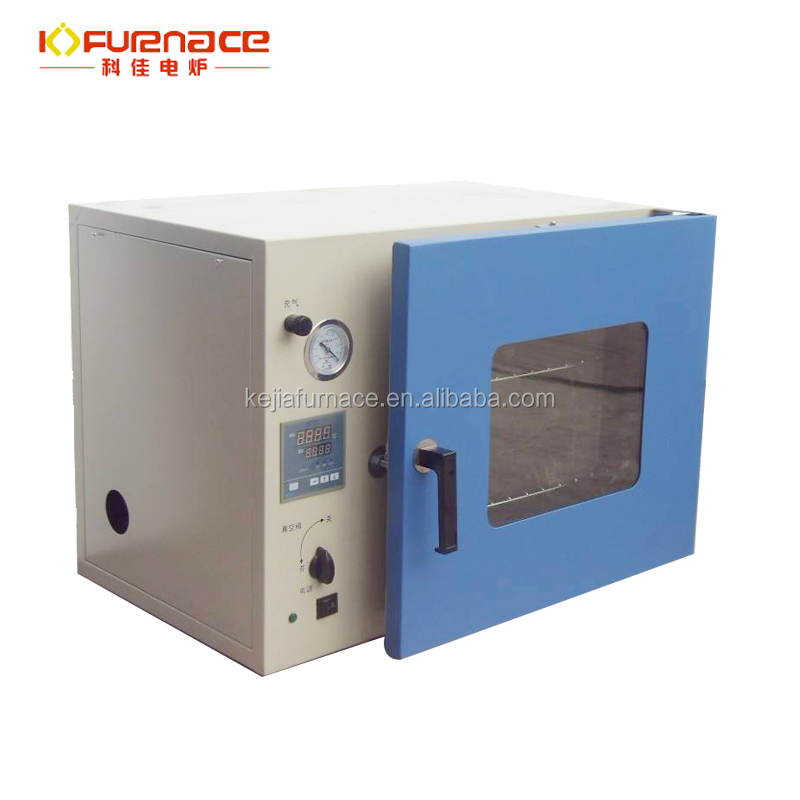 Digital and cheap electric vacuum oven lab equipment small ceramic oven