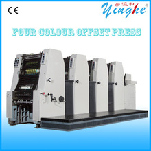 digital textile second hand mini offset printing machine