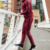 latest design tracksuit for men/China custom cotton slim fit add fleece plain tracksuit for men with wholesale price H-2415