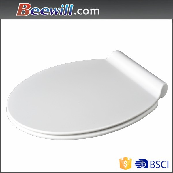 Bathroom toilet seat soft close toilet seat ac dc seat cover