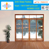 factory wholesale aluminum sliding used commercial glass doors