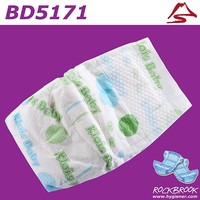 High Quality Free Samples Disposable Panda Diaper Baby Manufacturer from China