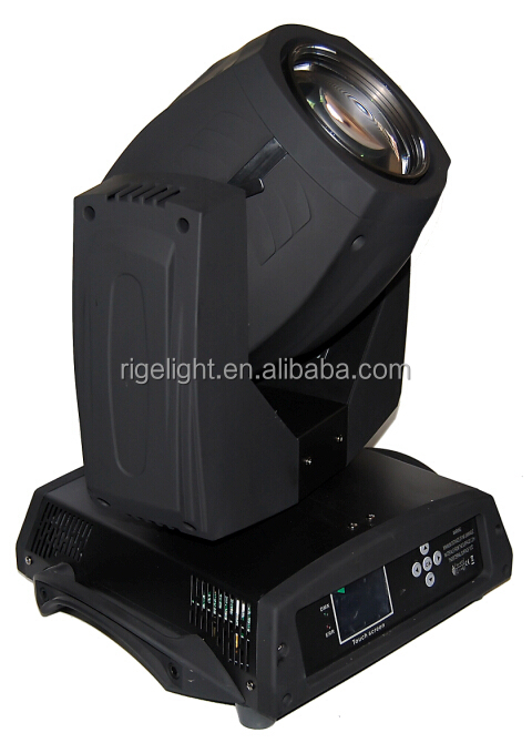 200w 5R beam moving head stage light sharpy pattern gobo light