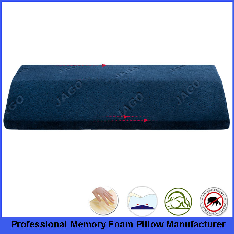 Memory Foam Low Back Support Pillow For Lumbar Patients and Pregnant Women