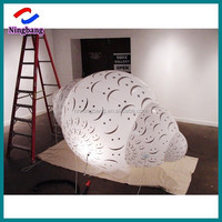 NB-CT20261 NingBang new high quality giant inflatable snail for sale