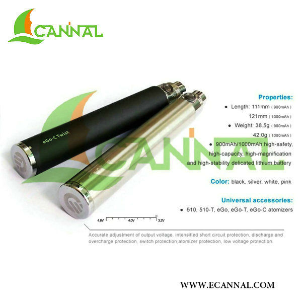 2013 China New Ego C Twist E Cigarette with ce4 ce5 ce6 ce7 ce8