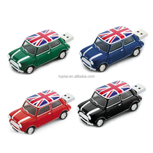 Fashional Mini car model USB 2.0 8GB flash drive memory stick pendrive